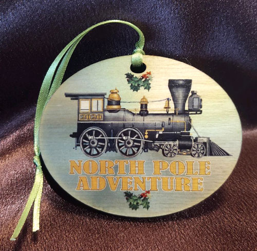 North Pole Adventure Ornament